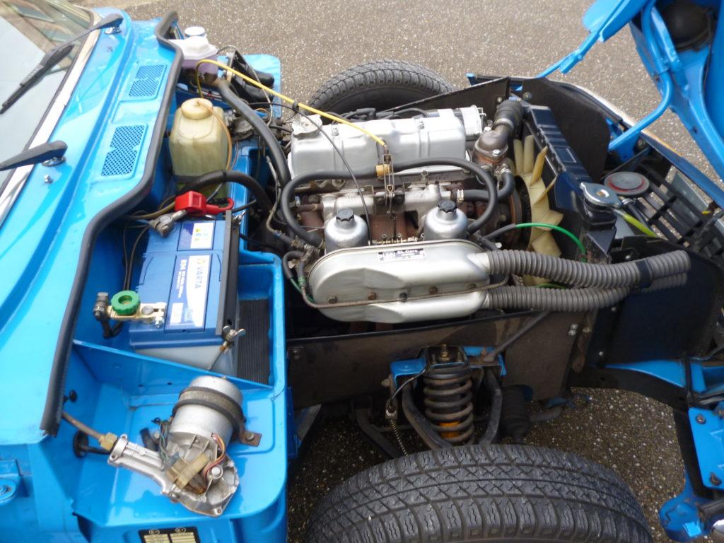 Triumph Spitfire 1500 – Nico Baas Triumph Centre